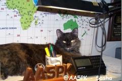 @AA5PK - Sasha