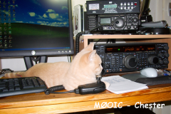 M0OIC - Chester